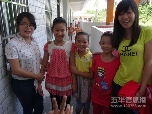 活动第十站:林石小学宣教(2)